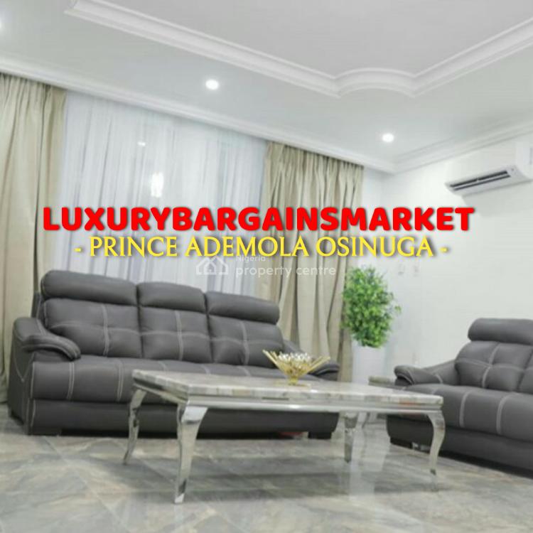 Classy & Cosy Fully Furnished 3 Bedrooms Apartments, Banana Island, Ikoyi, Lagos, Flat Short Let