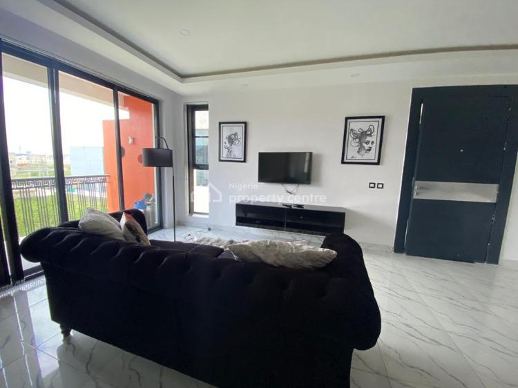 Western Styled 1 Bedroom Apartment with Gym and Roof-top Pent, Kunsela Road, Ikate Elegushi, Lekki, Lagos, Flat Short Let