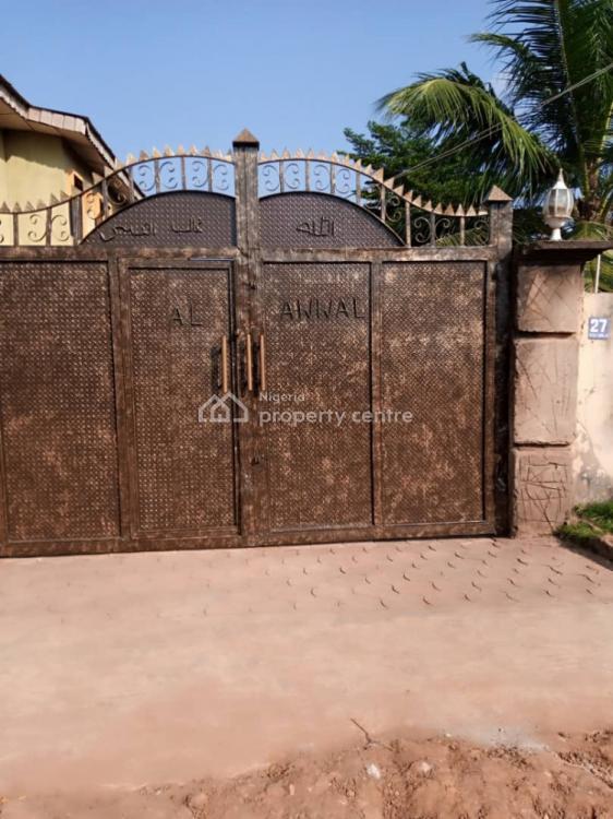 3 Bedroom Flat Pop Ceiling Each Room with Wardrobe at Ayobo, Isefun Ayobo Lagos, Ayobo, Lagos, Detached Bungalow for Sale