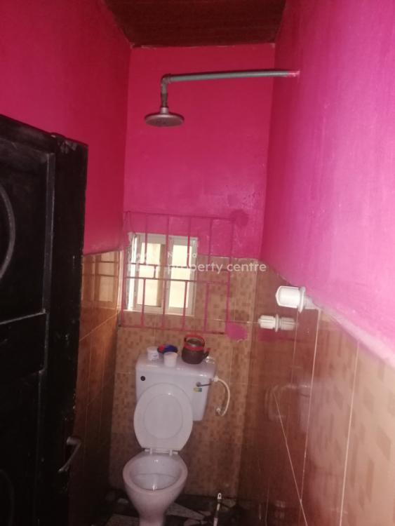 a Room Self Contained., Bakare Estate., Agungi, Lekki, Lagos, Self Contained (single Rooms) for Rent