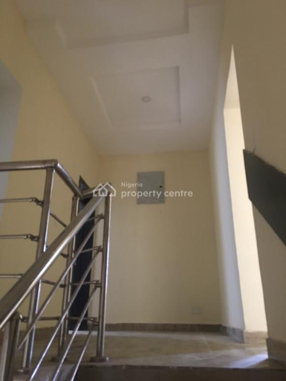 Newly Built 4 Bedroom Semi Detach with Study Room, Bq., 2nd Toll Gate, Orchid Road., Lekki Phase 2, Lekki, Lagos, Semi-detached Duplex for Rent