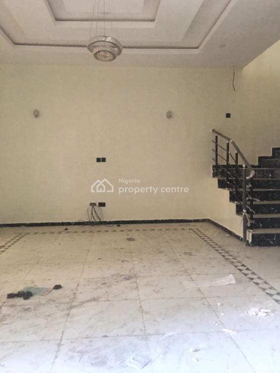 Newly Built 4 Bedroom Semi  Detached Duplex with Bq(95%) Completed, 2nd Tollgate, Lekki Phase 2, Lekki, Lagos, Semi-detached Duplex for Sale