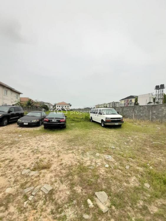 1000 Sqm Corner Piece, Nicon Town, Lekki, Lagos, Residential Land for Sale