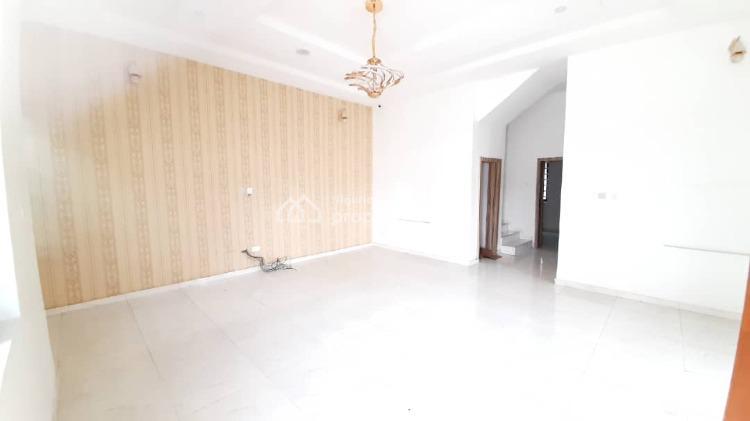 Nice 4 Bedroom Semi Detached Duplex with a Maids Room, Berra Estate , Chevron Drive, Lekki Expressway, Lekki, Lagos, Semi-detached Duplex for Sale