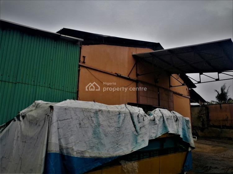 Warehouse Capacity of 40,000 Sqft with Office Building, Agege Industrial Estate, Agege, Lagos, Warehouse for Rent