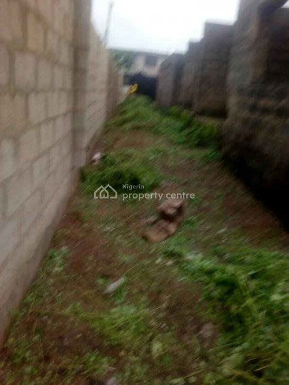 Uncompleted 2 Units of 3 Bedroom Bungalow on 607.688sqm Land., Off Ojuore-ilogbo Road, Sango Ota, Ogun, Detached Bungalow for Sale