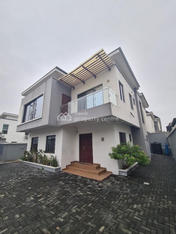 Affordable 5 Bedroom Detached Duplex in a Secured Environment, Osapa, Lekki, Lagos, Detached Duplex for Sale
