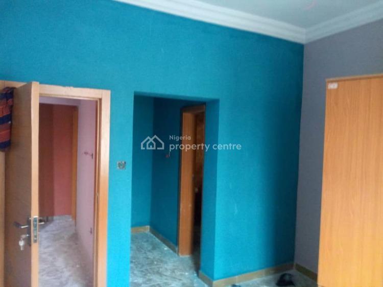 Newly Built 2 Bedroom Ensuite, Pop, Kitchen Cabinet, Wardrobes, Carpark, Shomolu, Lagos, Flat for Rent