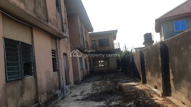 Fine 8 Unit  of  with 6 Bedrooms Flat, Baruwa Ipaja, Ipaja, Lagos, Block of Flats for Sale