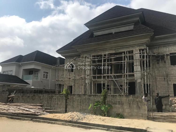 4 Bedroom Semi Detached Duplex with Bq, Dr Babatunde Goodluck Road, Lekki Phase 2, Lekki, Lagos, Semi-detached Duplex for Sale