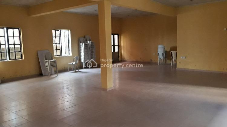 Spacious 6 Room Bungalow Measuring Over 650sqm Is Available, Ikota, Lekki, Lagos, Office Space for Rent