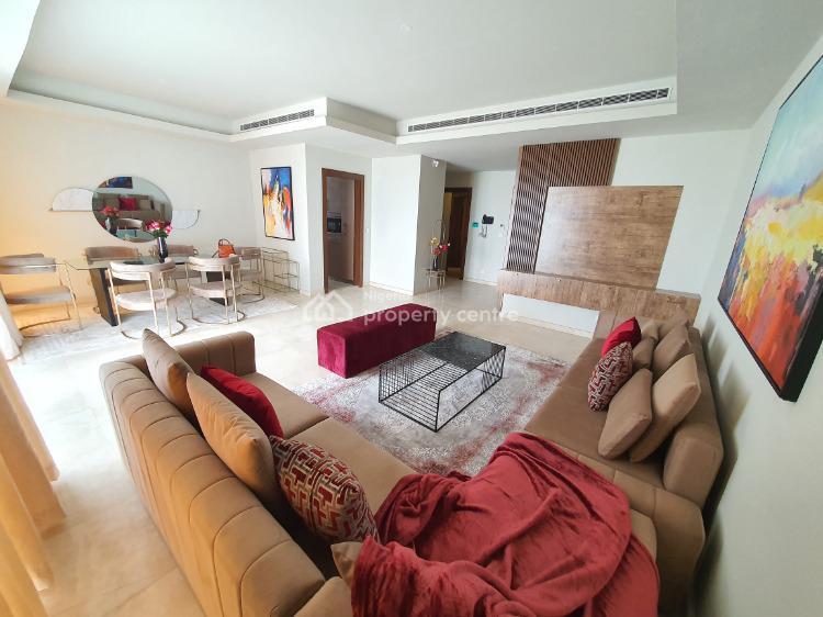 Luxury 3 Bedroom Apartment, Eko Atlantic, Eko Pearl Towers, Victoria Island Extension, Victoria Island (vi), Lagos, Flat Short Let