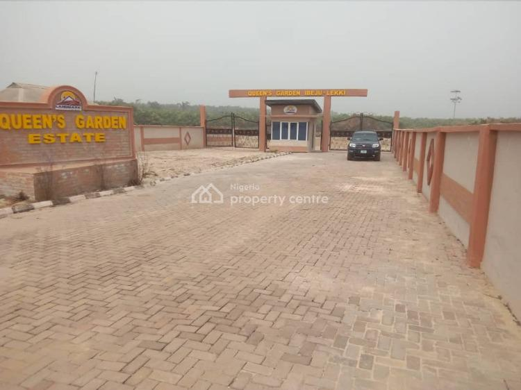 Queens Garden Estate (govt Approved Excision), Igando, Eleko, Ibeju Lekki, Lagos, Residential Land for Sale