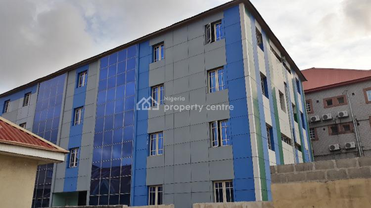 a 31 Room 3 Storey Building with 16 Toilets Is Available, Ikota, Lekki, Lagos, School for Rent