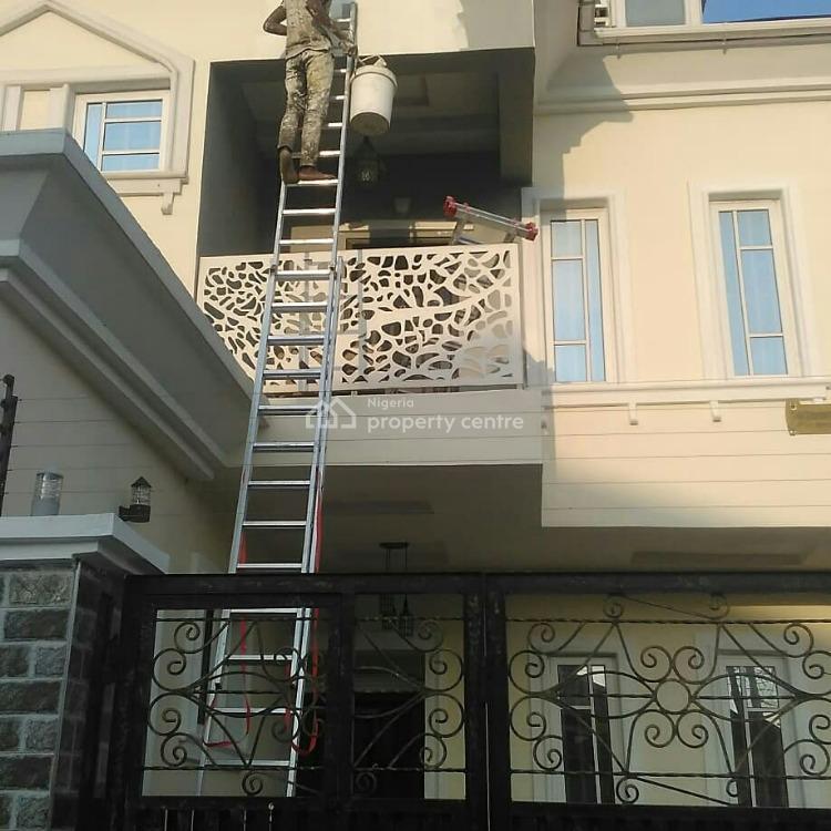 4 Bedrooms Semi Detarched Duplex, Osapa, Lekki, Lagos, Semi-detached Duplex for Sale
