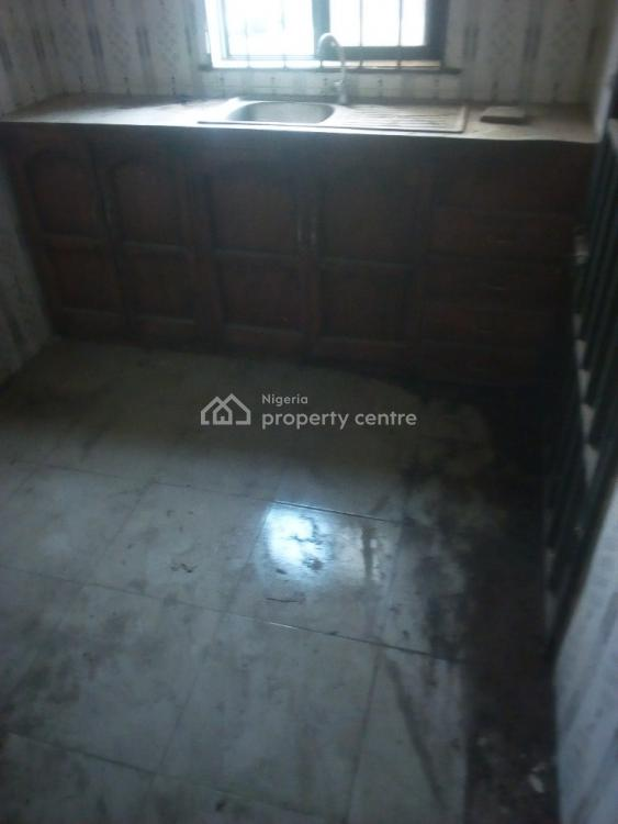 Newly Renovated and Painted 2 Bedroom Flat, Fagba, Agege, Lagos, Flat for Rent