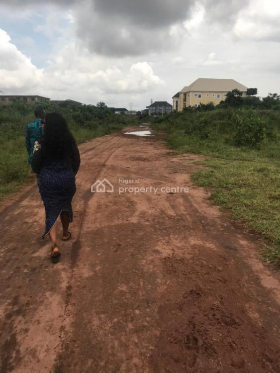 3 and Half Plots of Land, Near Bishops Bourne, Aladinma, Owerri, Imo, Residential Land for Sale