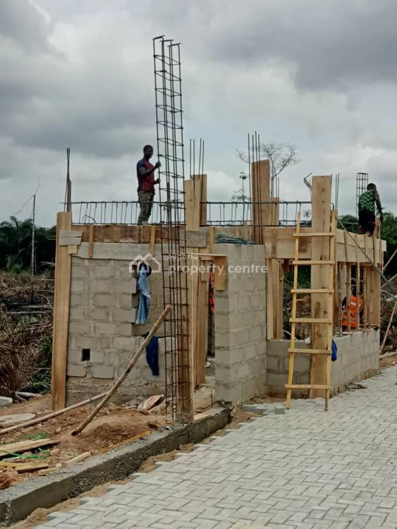 Residential Land, Juniper Plus Coral Gardens Along New Airport Road, Omagwa, Port Harcourt, Rivers, Residential Land for Sale