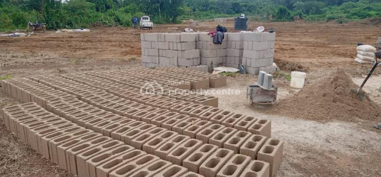 Commercial Land with Perimeter Fencing, Juniper Plus Coral Gardens Estate Along New Airport Road, Port Harcourt, Rivers, Commercial Land for Sale