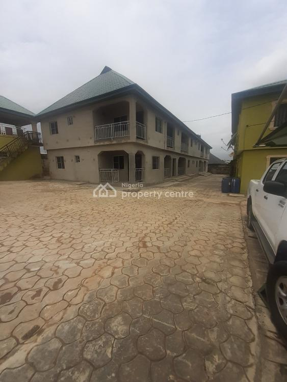 Neat Newly Built 2 Bedroom Flat All Tiles Floor Big Compound, Itele Ogun State Close to Ayobo, Ayobo, Lagos, Flat for Rent