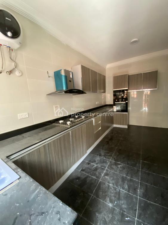 Newly Built 4 Bedroom Terraced Duplex with Swimming Pool, Oniru, Lekki, Lagos, Terraced Duplex for Sale