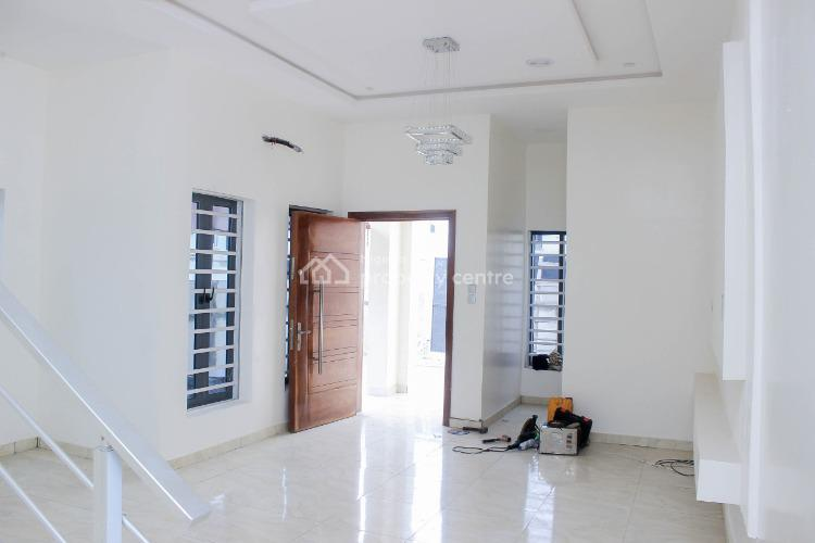 4 Bedroom Semi Detached Duplex with Bq, Oral Estate, Lekki Phase 2, Lekki, Lagos, Semi-detached Duplex for Rent