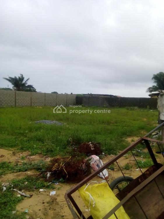 3 Plots of Fully Fenced with Gate, Facing  The Road (not Express Road), Awoyaya, Ibeju Lekki, Lagos, Residential Land for Sale