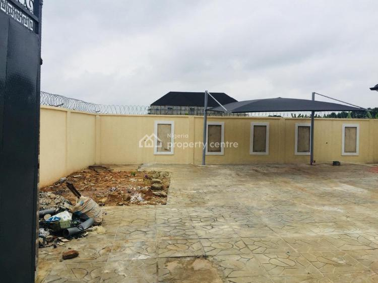 Tastefully Built 4 Bedroom Bungalow with Car Park Space, Located at New Owerri, New Owerri, Owerri, Imo, Detached Bungalow for Sale