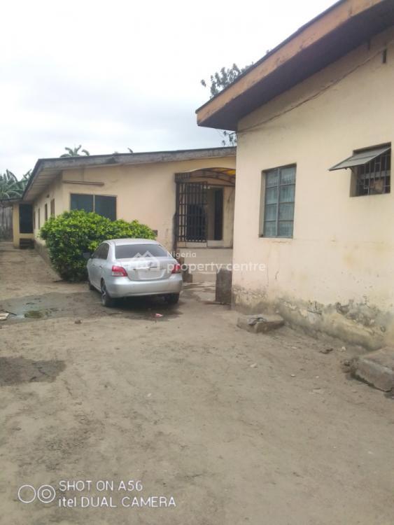 Commercial 1700sqm Land Wit Demilishable Structure on Major Express, Ikeja Gra, Ikeja, Lagos, Commercial Land for Sale