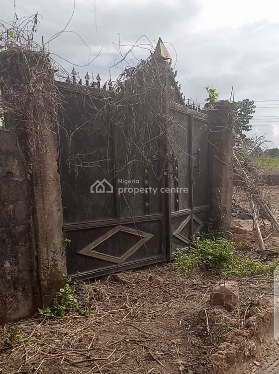 Available Plot Fenced with Gate, New Gra, Trans Ekulu, Enugu, Enugu, Residential Land for Sale