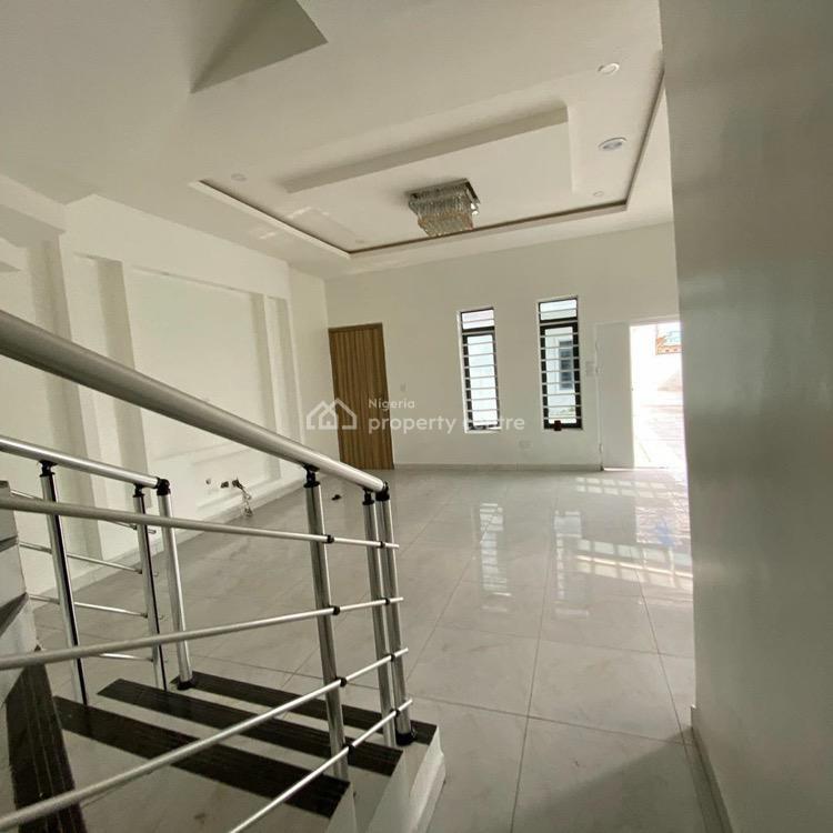 Luxury 4 Bedroom Detached Duplex, Before Chevron Round About, Ologolo, Lekki, Lagos, Detached Duplex for Sale