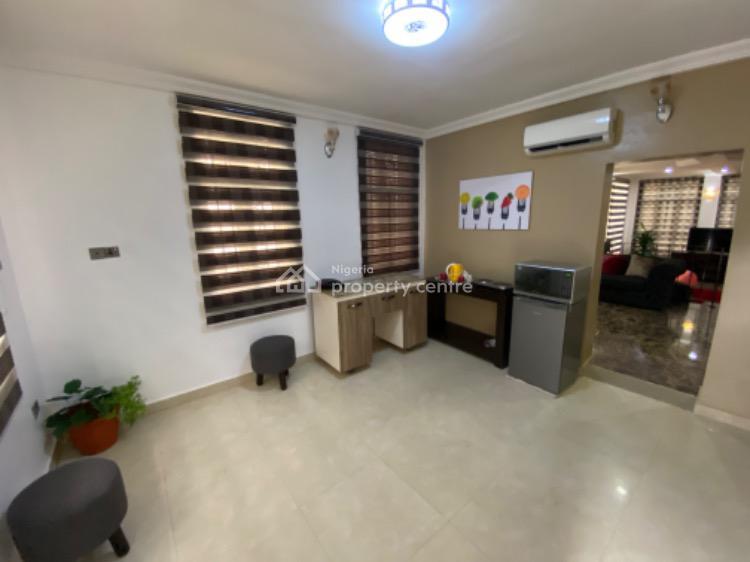 Luxury Spacious Furnished Miniflat Studio with Free Wifi Cables 24hrs, Babatunde Dabiri, Lekki Phase 1, Lekki, Lagos, Mini Flat Joint Venture