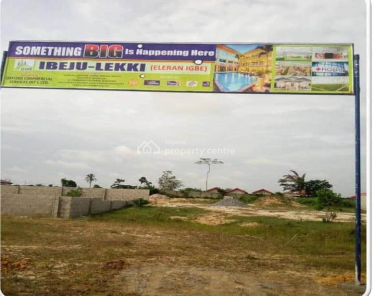 600sqm Land(registered Survey), Elegance Estate, Iberekodo, Ibeju Lekki, Lagos, Residential Land for Sale