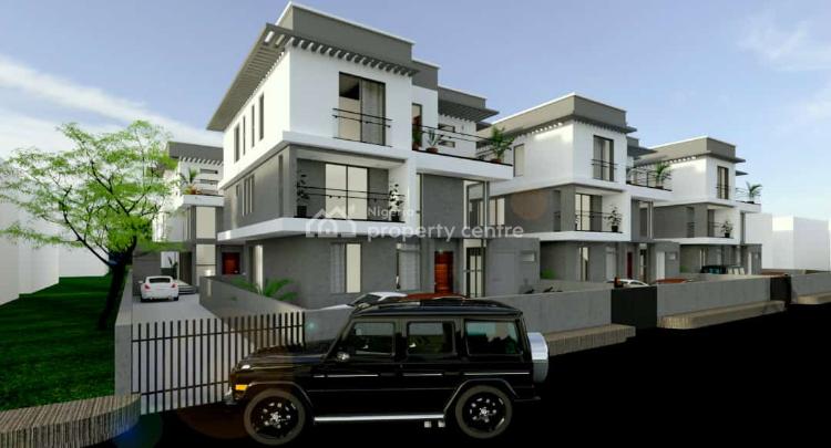 Luxury 5 Bedroom Detached House with Individual Pool and Cinema Room, Lekki Right, Lekki Phase 1, Lekki, Lagos, Detached Duplex for Sale