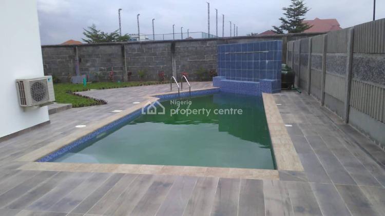 Luxury 4 Bedroom House, a Series, Nicon Town, Lekki, Lagos, Detached Duplex for Rent