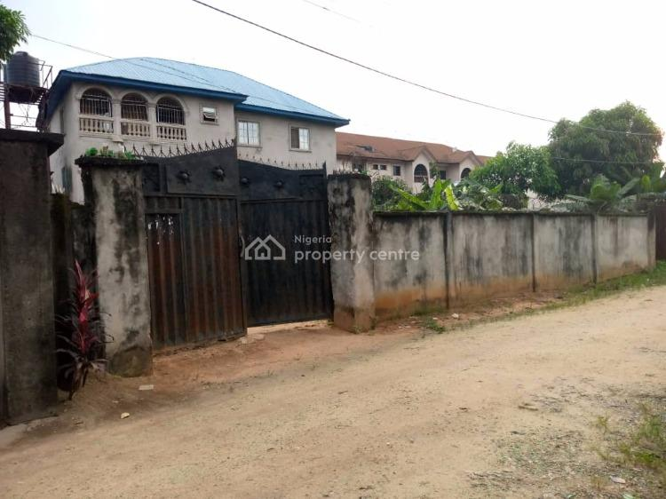 Two Storey Building, 2  Nwadinaobi Close Opp Stream Garden Hotels 7up Road, Aba, Abia, Block of Flats for Sale