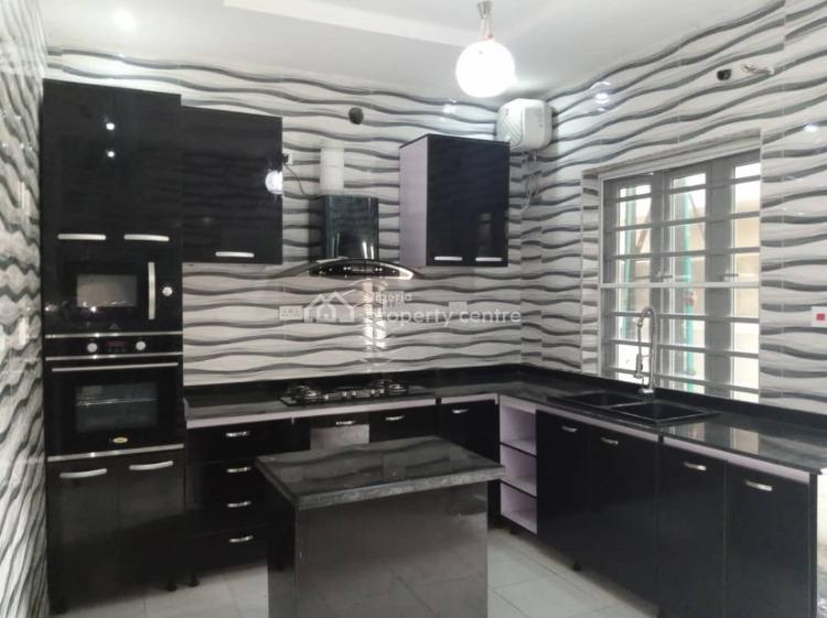 4 Bedroom Semi-detached with a B/q, Ikota, Lekki, Lagos, Semi-detached Duplex for Rent