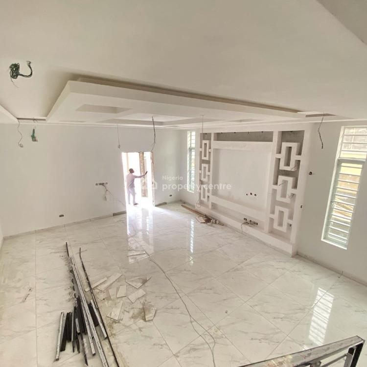 5 Bedroom Automated Detached Duplex with Ample Parking Space, Osapa, Lekki, Lagos, Detached Duplex for Sale
