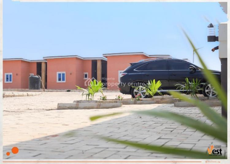 Three Bedrooms with 7 Years Payment Plan, Lugbe District, Abuja, Terraced Bungalow for Sale
