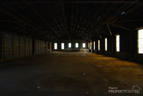Warehouse /big Factory, Plot 363, Idu Industrial, Abuja, Factory for Rent