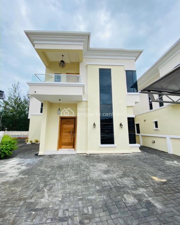 Luxury and Magnificent Built 4 Bedroom Detached House Now Available, County Homes, Lekki, Lagos, Detached Duplex for Sale