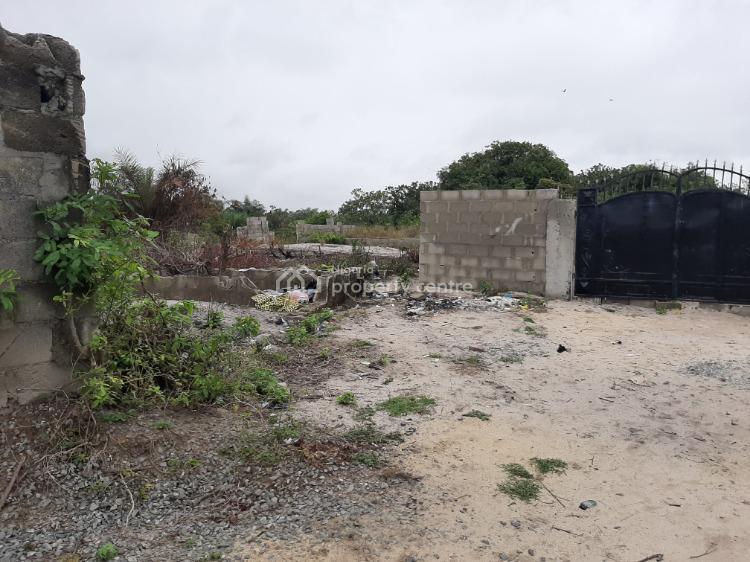 1 and Half Standard Upland Plot Free From Flood, Via Orchid Road Behind Cooplag Estate Road Okun Ajah, Lekki Phase 2, Lekki, Lagos, Residential Land for Sale