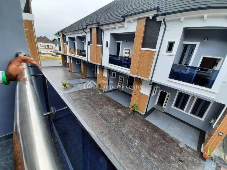 4 Bedroom Terrace Duplex, Off Chevron Alternative Route, Lekki Expressway, Lekki, Lagos, Terraced Duplex for Sale