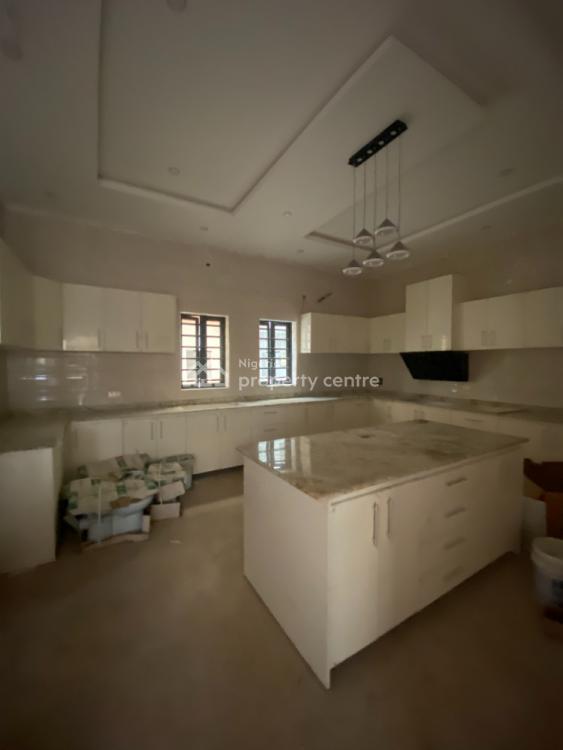 Executive 5 Bedroom Detached Duplex with B. Q, Lekky County Homes, Ikota, Lekki, Lagos, Detached Duplex for Sale
