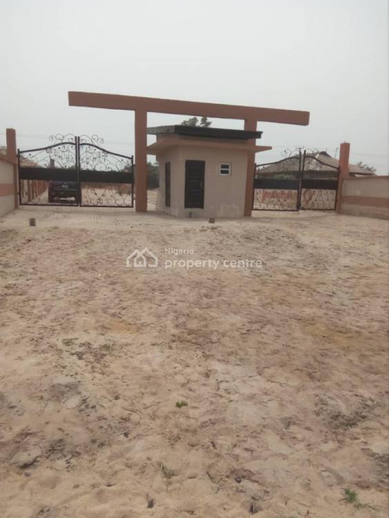 Land, Imedu Palm Spring Estate, Eleko, Ibeju Lekki, Lagos, Residential Land for Sale