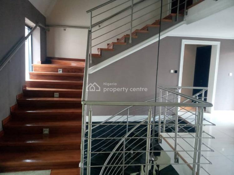 Luxury and Lovely 4 Bedroom Detached House with Swimming Pool and a Bq, Lekki Phase 1, Lekki, Lagos, Detached Duplex for Rent