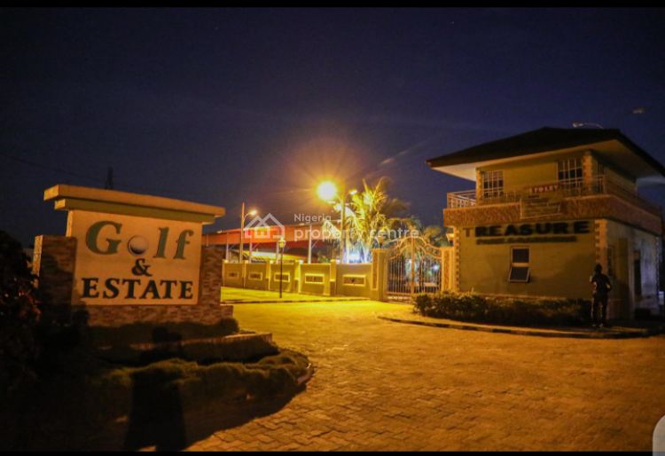 Treasure Park and Gardens (golf and Estate), Behind Redemption Camp, Simawa, Ogun, Mixed-use Land for Sale