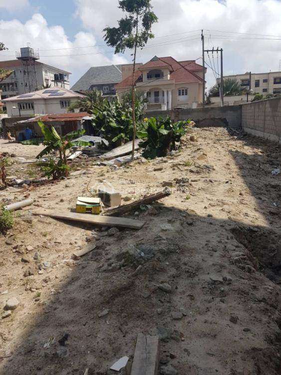 Well Located Plots Measuring: 500sqm, 1000sqm, 1500sqm and 2000sqm, Parkview Estate,, Parkview, Ikoyi, Lagos, Residential Land for Sale
