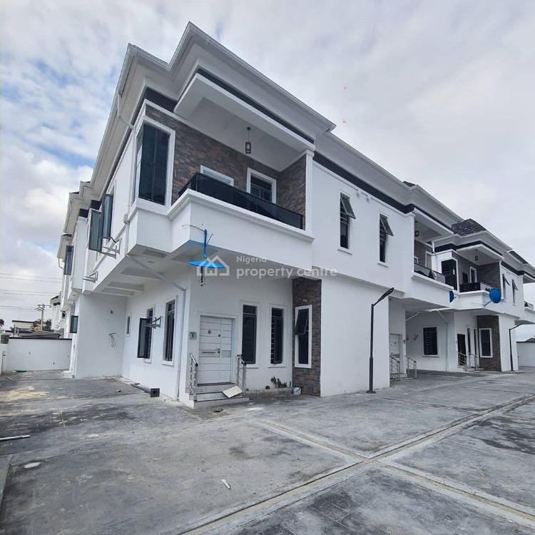 Captivating Luxury Built 4 Bedroom Semi Detached House, Ikota, Lekki, Lagos, Semi-detached Duplex for Sale