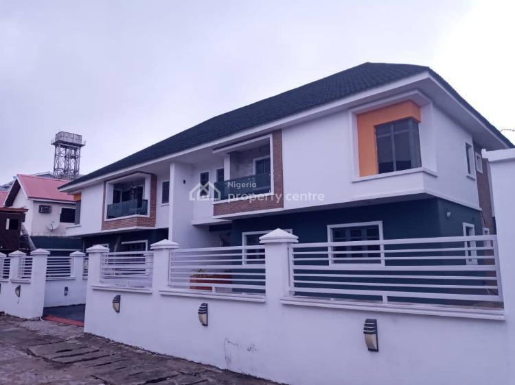 5 Bedroom Semi Detached Duplex, Ikate Elegushi, Lekki, Lagos, Semi-detached Duplex for Sale